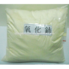 China pó de polimento de óxido de cério