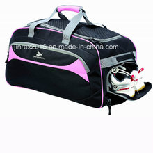 Sports Travel Gym Fitness Shoulder Duffle Bag for Basketball
