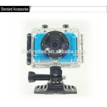IShare S200 HD Sport Camera 1080P 2,0-дюймовый сенсорный ЖК-видеокамера действия Подводный видеокамер Шлем Спорт DV