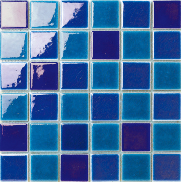 PORCELAIN SWIMMING POOL MOSAIC