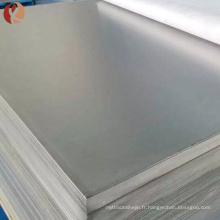 Feuille d'alliage de zirconium de Nb-zr1% Niobium de vente directe d'usine
