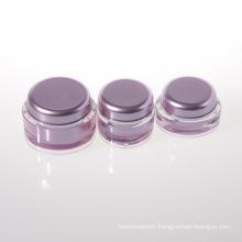 15g 30g 50g Acrylic Double Wall Plastic Jar Cosmetic Cream Jar