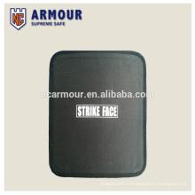Plaques balistiques NIJ IIIA pour la protection des gilets pare-balles