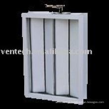 amortisseur de lourde, diffuseur d'air, grille d'aération, ventilation, HVAC
