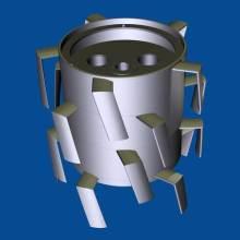 Роторы для экрана давления