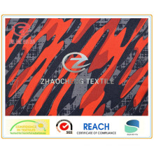 500d Poly Oxford Magma Style Printing Fabric (ZCBP085)