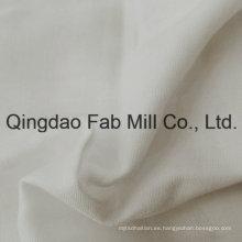 Súper Softable blanqueador tejido de bambú blanco (QF16-2694)