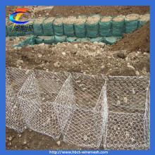 High Quality Low Carbon Steel Wire Gabion Box