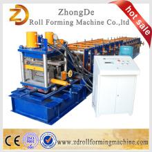 C / Z Purlin Intercambio Cold Roll formando la máquina
