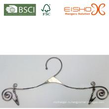 Хромированная металлическая вешалка для белья (TBL800)