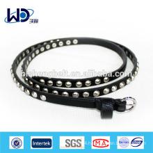 Western Fashion Studed Ladies Belt