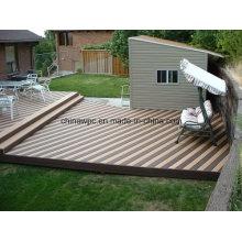 Heißer Verkauf Umwelt Garten Outdoor WPC Terrassendielen