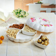 Multifunction Pumpkin Fruit Bowl Plates