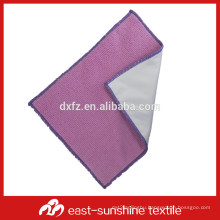 2014 new Composite microfiber cloth / one side glasses cloth and one side microfiber towel