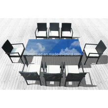 Dining Table & Chairs for Outdoor with Chairs / SGS (1048-1)