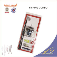 FDSF607 Chine en gros nouveau ensemble de pêche combo