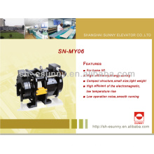 2014 heißen Aufzug Lift Motor SN-TMMY06 320-450kg konkurrenzfähiger Preis