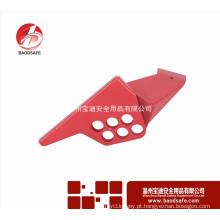 Wenzhou BAODI BDS-F8603 Válvula de esfera em torno de um quarto Bloqueio de segurança Bloqueio de segurança Bloqueio de válvula de segurança