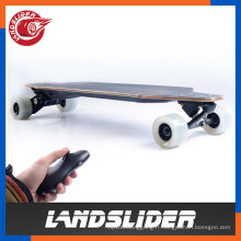 White Wireless Cruise Control Skateboard électrique
