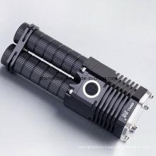 Высокомощный фонарик с литий-ионной батареей