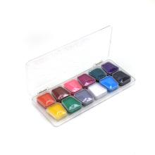 Kit profesional de pintura facial Fácil de aplicar Eliminar