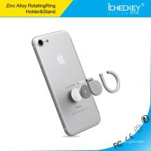 2017 neu-design handy ringständer magnetische autotelefonhalter für handy