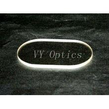 Dia óptico Ventanas de cristal de zafiro de 80 mm * 0,1 mm