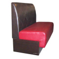 High Quality Wooden Sofa for Restaurant