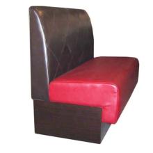 Sofá de madeira de alta qualidade para restaurante