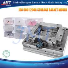 Строгий производственный стандартов пластиковые корзины прессформа чайник