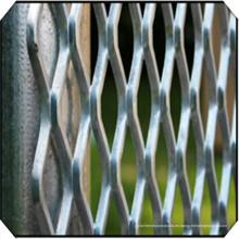Metal expandido de acero inoxidable con orificio de diamante
