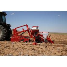 90-130HP tractor drived power driven harrow