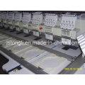 12 Heads 9 Needle Multi Head Computerized Embroidery Machine (TL-912)