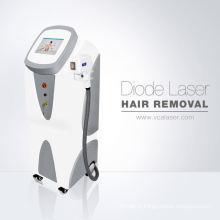 Le meilleur retrait portatif de tatouage de laser de cheveux de diode de 808nm + elight