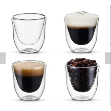 Hot Selling product Clear Glass Mug Without Handle