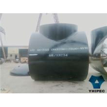 Camiseta de montaje de tubería de acero al carbono A234 Wpb con CE