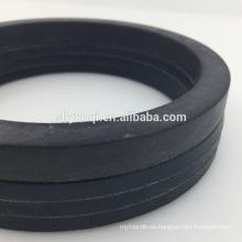 Buena calidad alta presión anillo de embalaje en V para la venta