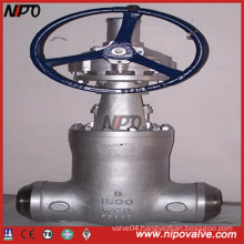High Pressure Cast Steel Pressure Seal Gate Valve