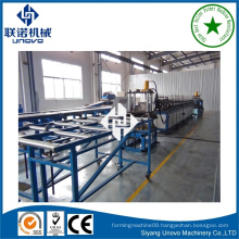 Photovoltaic solar structure bracket roll forming machine