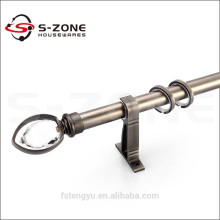 best sale stainless steel curtain rod with cheap price