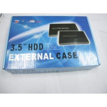 3.5 External Hard Drive Case