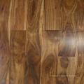 Suelos de madera maciza de acacia sólida venta caliente