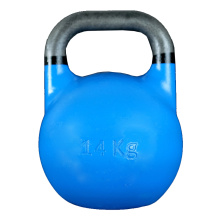 14 KG Steel Sports Equipment Wettbewerb Kettlebell