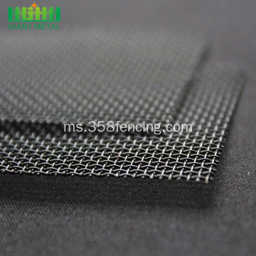 Stainless Steel Weave Crimped Wire Mesh