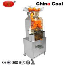 Máquina expendedora de jugo de naranja Juicer de naranja