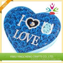 Flor de regalo para promton flor jabón nuevos productos de 2014