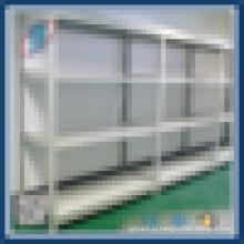 Стойка для хранения складских помещений средней мощности