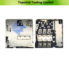 Mobile Phone Parts for Huawei Ascend G7 SIM Card Connector