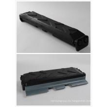 Clip en la almohadilla de goma para la excavadora (PC40)