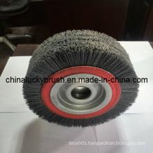 178mm Nylon Abrasive Wire Wheel Brush (YY-351)